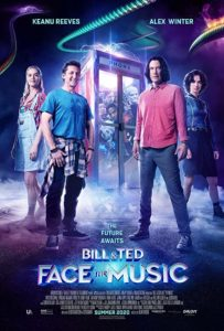Bill and Ted FTM poster 203x300 - Review: Bill & Ted Face the Music