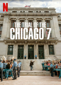 Chicago 7 poster 214x300 - Review: The Trial of the Chicago 7