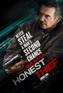 Honest Thief poster 203x300 - Quickie Review: Honest Thief