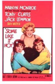 Some Like it Hot 198x300 - Arty Chick's Seven Flicks: Week 3