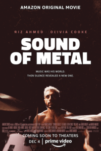 Sound of Metal poster 200x300 - Review: Sound of Metal