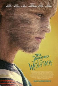 THe True Adventures of Wolfboy 202x300 - Review: The True Adventures of Wolfboy