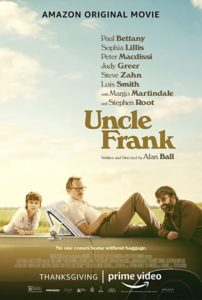 Uncle Frank 202x300 - Quickie Review: Uncle Frank