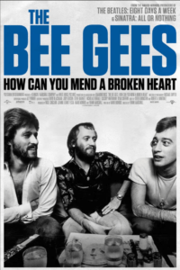 Bee Gees poster 200x300 - Review: The Bee Gees: How Can You Mend a Broken Heart