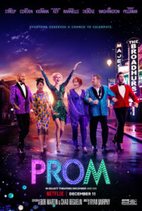 The Prom poster 202x300 - Review: The Prom