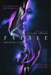 fatale poster fullsize 202x300 - Quickie Review: Fatale