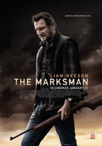 The Marksman poster 210x300 - Review: The Marksman