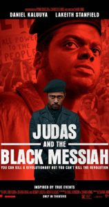 Judas and the Black Messiah poster 158x300 - Review: Judas and the Black Messiah