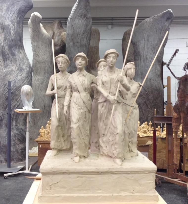 New-suffrage-statue-design