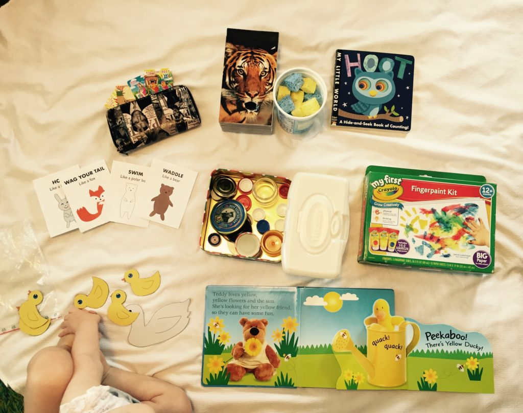 Tuesday Box Of Activities For 12 18 Month Olds Chicklink