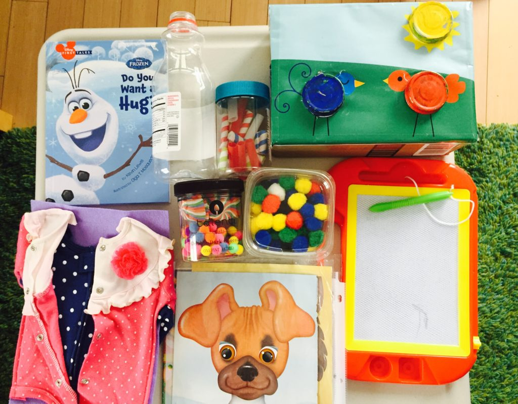 Friday Box Of Activities For 12 18 Month Olds Chicklink