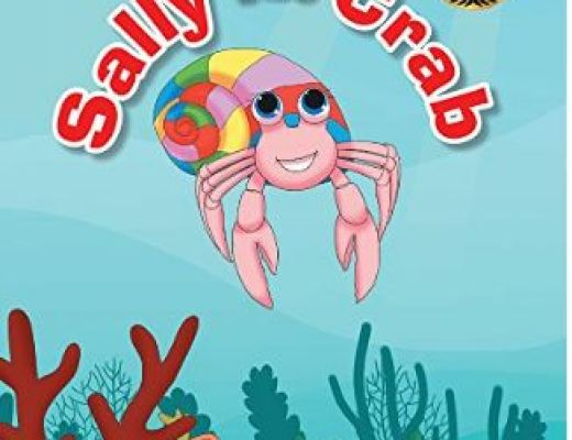 Sally the Crab by Lauren Dragon