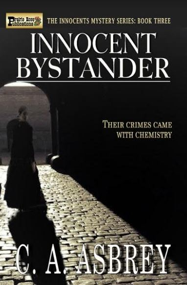 Innocent Bystander – C.A. Asbrey – Book Review