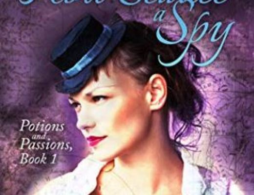 How to Seduce a Spy (Potions and Passions) by Catherine Stein