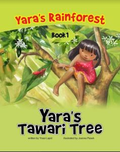 Yara's Tawari Tree by Yossi Lapid – Children's Book