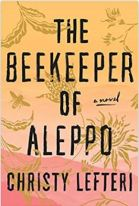 "Alt=""the beekeeper of aleppo christy lefteri"""