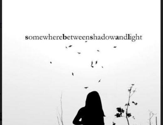 somewhere between shadow and light by Mariesa Faer