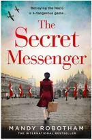 "Alt=""the secret messenger by mandy robotham"""