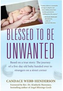 """Alt=""""blessed to be unwanted"""""""