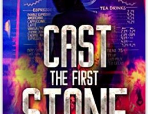 Cast the First Stone: A Time Travel Thriller by David James Warren