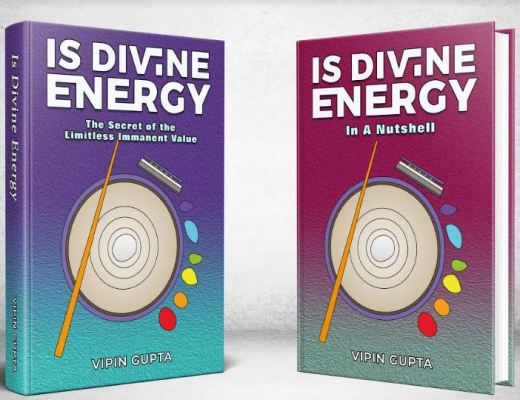 Is Divine Energy by Vipin Gupta – Book & Reviews