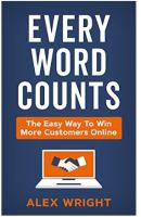 """Alt=""""every word counts by alex wright"""""""