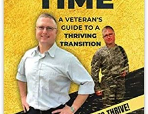 Transition Time by Jacob Cox – Book Review