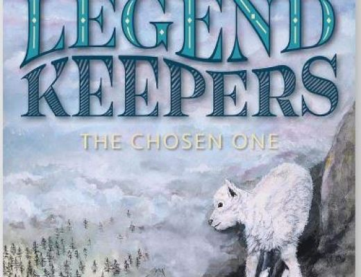 Legend Keepers: The Chosen One by Bruce Smith