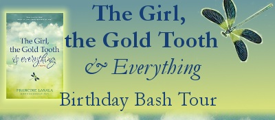 "1-year Birthday Bash for ""The Girl, the Gold Tooth & Everything"" by Francine LaSala"