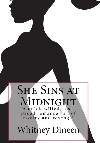 BOOK FEATURE: She Sins at Midnight