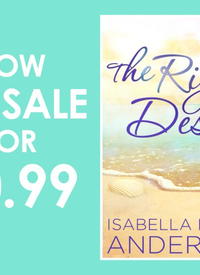 "SALE: ""The Right Design"" is $0.99!"