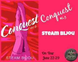 "EXCERPT: ""Conquest #1-3"""