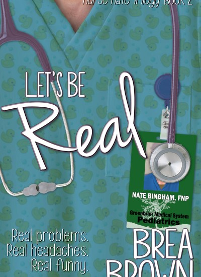 """NEW RELEASE: """"Let's Be Real"""""""