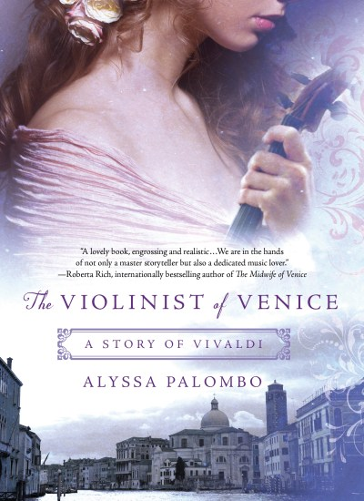RELEASE DAY: The Violinist of Venice