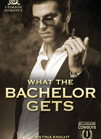 """AUTHOR FEATURE: Kristina Knight, author of """"What the Bachelor Gets"""""""