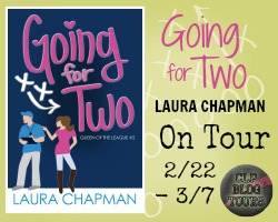 "EXCERPT: ""Going for Two"" by Laura Chapman"