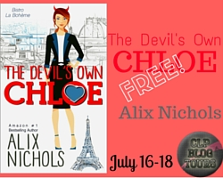 """BOOK FEATURE: """"The The Devil's Own Chloe"""