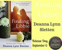 """RELEASE DAY: """"Finding Libbie"""" by Deanna Lynn Sletten"""