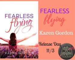 """RELEASE BLITZ: """"Fearless Flying"""" by Karen Gordon"""