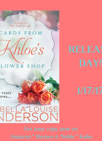 """BOOK RELEASE: """"Cards From Khloe's Flower Shop"""""""