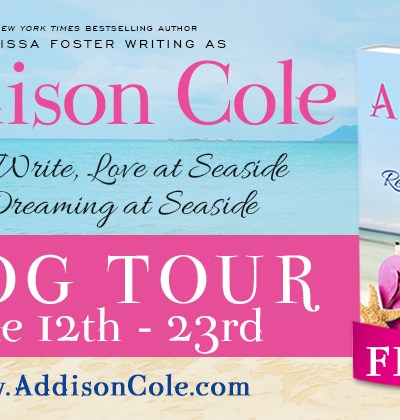 """BOOK FEATURES: """"Read, Write, Love at Seaside"""" and """"Dreaming at Seaside"""""""