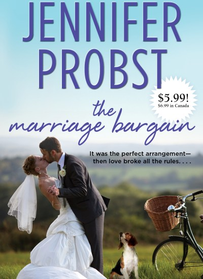 "BOOK REVIEW: ""The Marriage Bargain"""