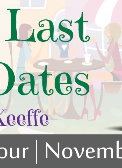 "BOOK FEATURE: ""Three Last First Dates"""