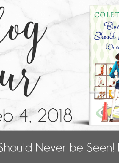BOOK FEATURE & AUTHOR INTERVIEW
