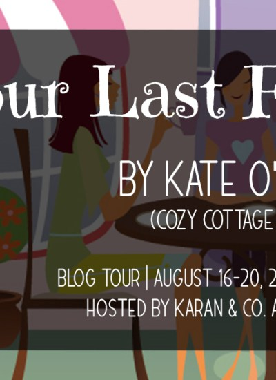 "BOOK FEATURE: ""Four Last First Dates"""