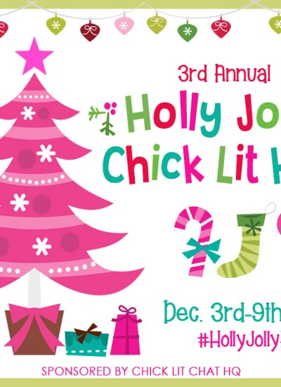 3rd Annual Holly Jolly Chick Lit Hop