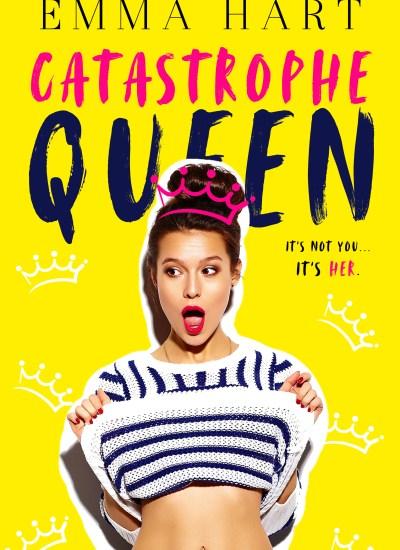 "COVER REVEAL: ""Catastrophe Queen"""