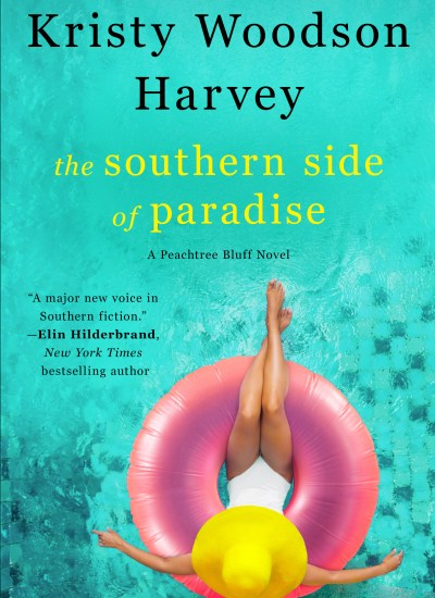 "COVER REVEAL: ""The Southern Side of Paradise"""