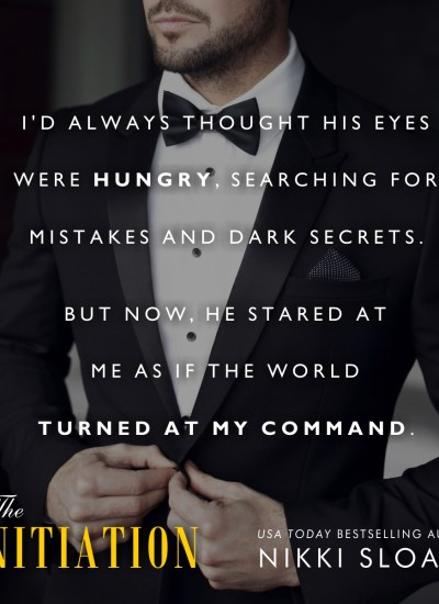 "TEASER: ""The Initiation"" by Nikki Sloane"
