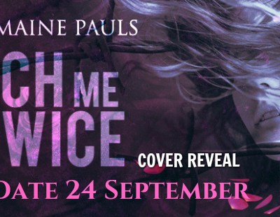 "COVER REVEAL: ""Catch Me Twice"" by Charmaine​ Pauls"